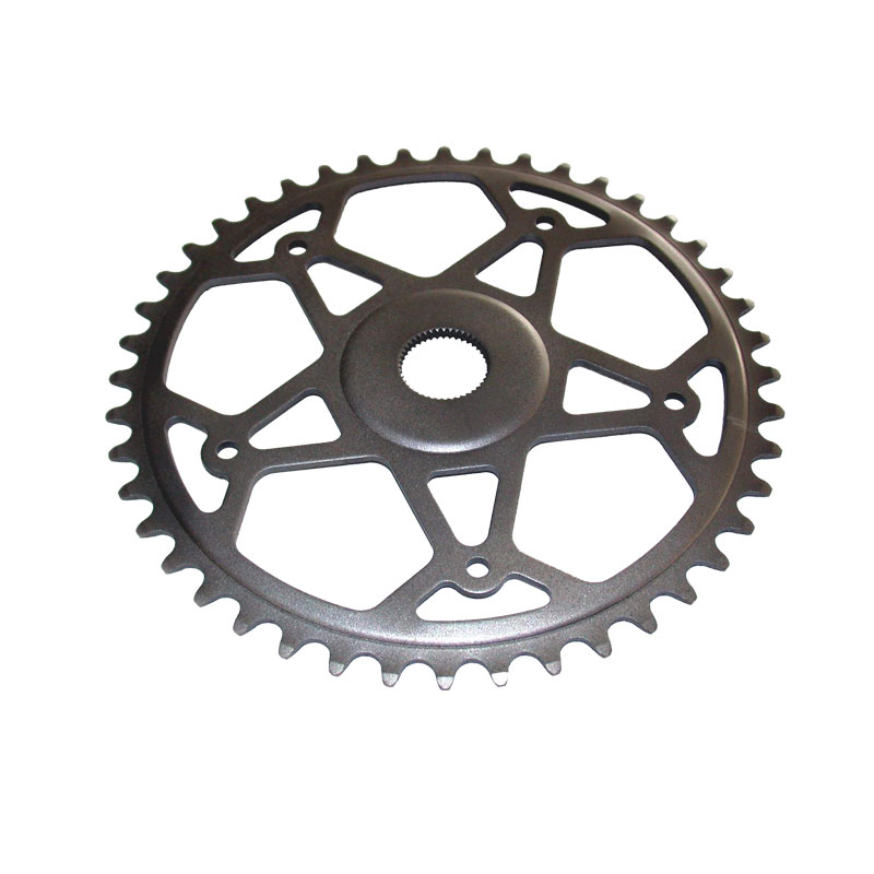 Bicycle-chain-sprocket